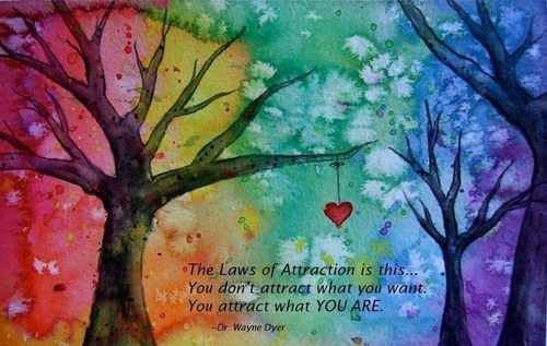Law of Attraction - Vibration